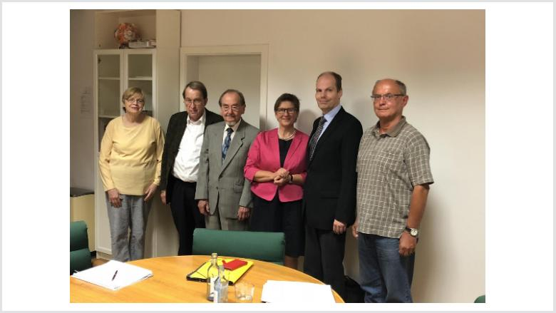 EAK-Bonn wählt neuen Vorstand