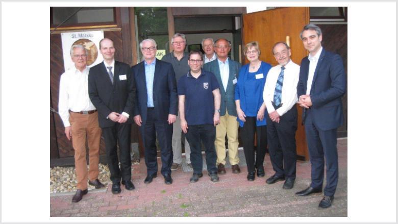 Jahresempfang des Evangelischen Arbeitskreises der CDU Bonn