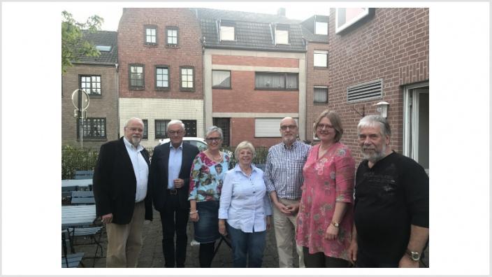 EAK-Kleve wählt neuen Vorstand