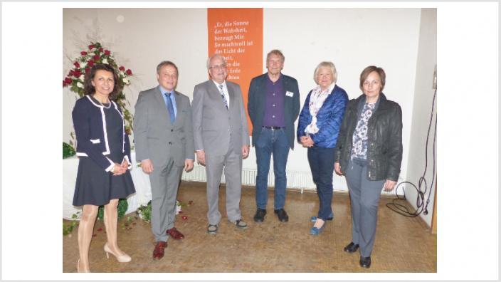 EAK RheinBerg besucht Bahá'í-Gemeinde in Overath