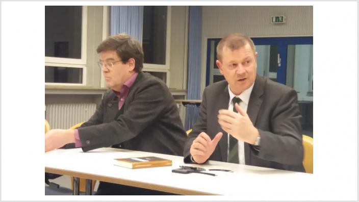 Europaabgeordneter Dr. Pieper zu Gast im EAK-Landesvorstand