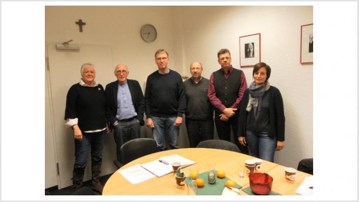 Rheinisch-Bergischer Kreis des EAK unterstützt Bundestagskandidaten